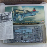 Hasegawa 1:72 Polikarpov I-16 Type 17 Boxed Plastic Model Kit @sold@